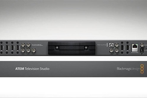 Blackmagic Atem Television Studio Production Switch Video