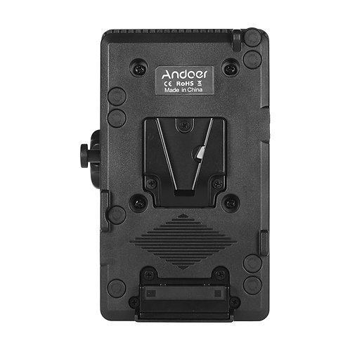 V Mount V-Lock AA Battery Plate Adapter