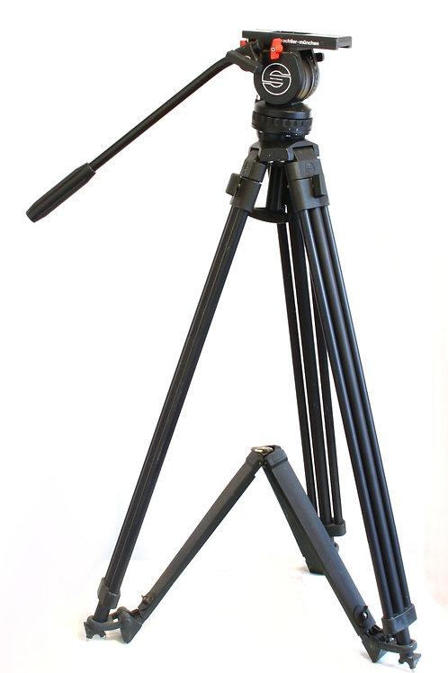 Tripode Sachtler DV4 75mm