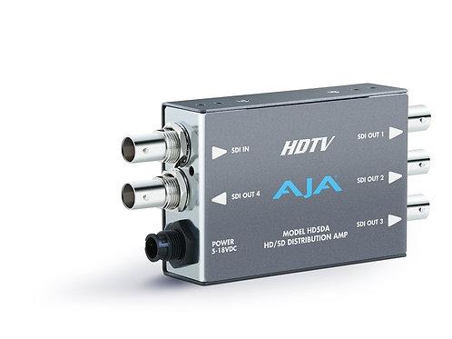 Tarjeta AJA HD5DA HD/SD Distribution AMP