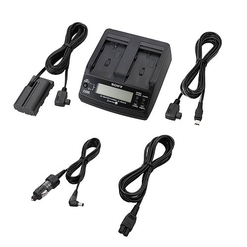 AC Adapter quick twin charger SONY