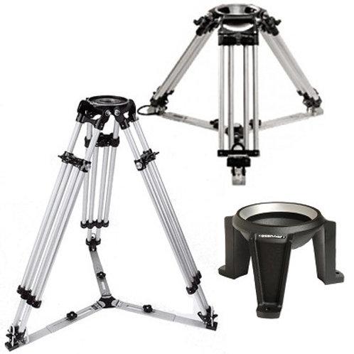 Set de trípodes Standard Sachtler 150mm