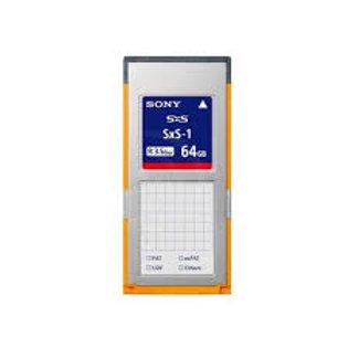Tarjeta Sony SXS 64GB