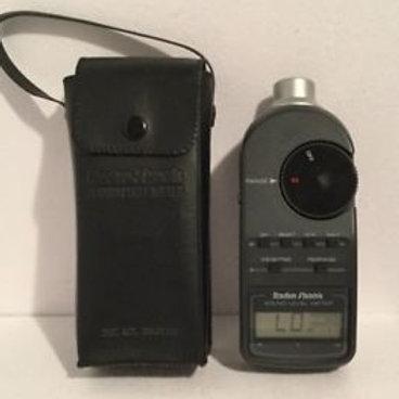 Medidor de nivel de sonido Radio Shack