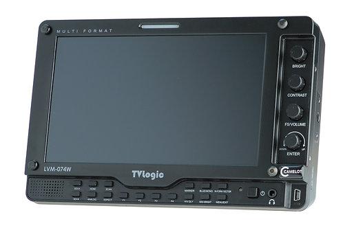 Monitor TvLogic LVM-074W 7''