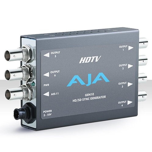 Tarjeta AJA Gen10 HD/SD Sync Generator
