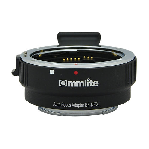 Adaptador de Montura Commlite Auto/focus EF - NEX