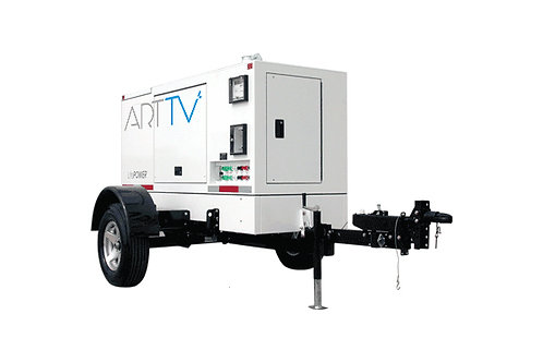 Planta Electrica Movil 60KW
