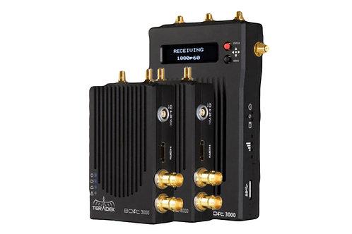 Teradek Bolt 3000 SDI/HDMI Wireless Transmitter & 2x Receiver Kit