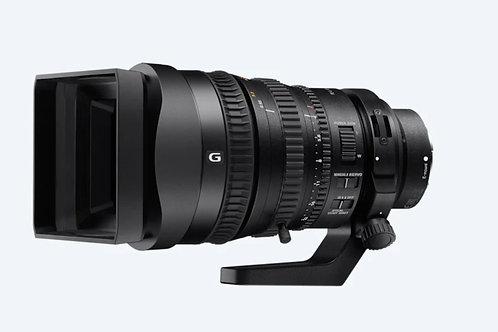 Objetivo Sony FE PZ f4 28-135mm  G OSS