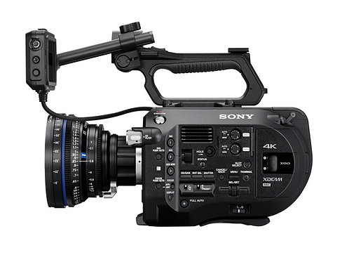 Sony PXW FS7 MK2 4K CINEALTA Super 35 mm