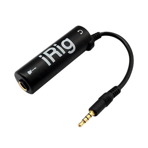 Adaptador para iPhone IRIG