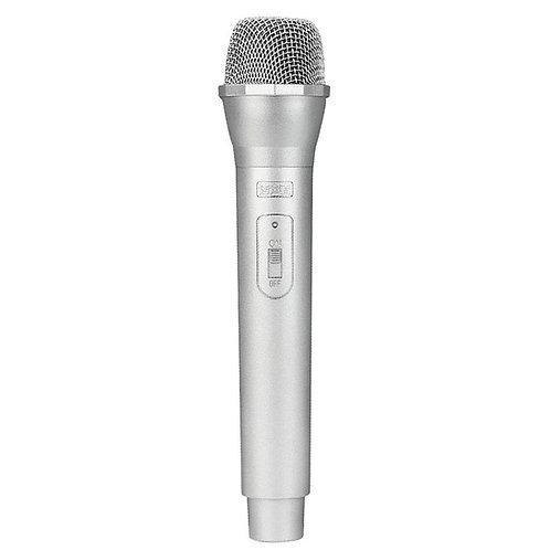 Microfono de mano inalambrico