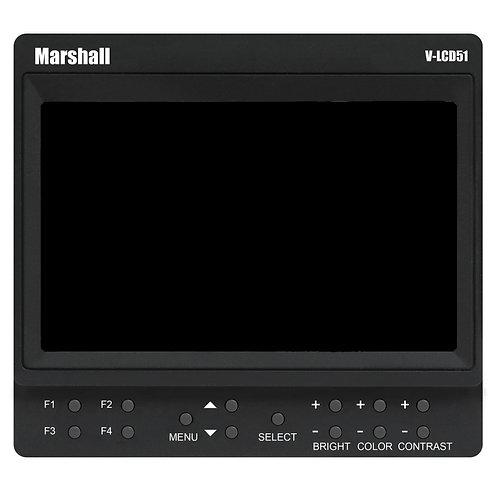 "Monitor Marshall Electronics V-LCD51 5"""