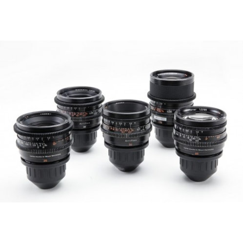 Set de Optica Carl Zeiss Super Speed