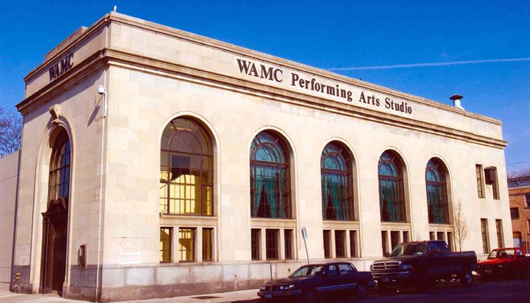 WAMC_Exterior