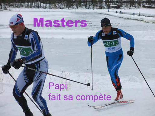 Les Papis-ski font d'la compète