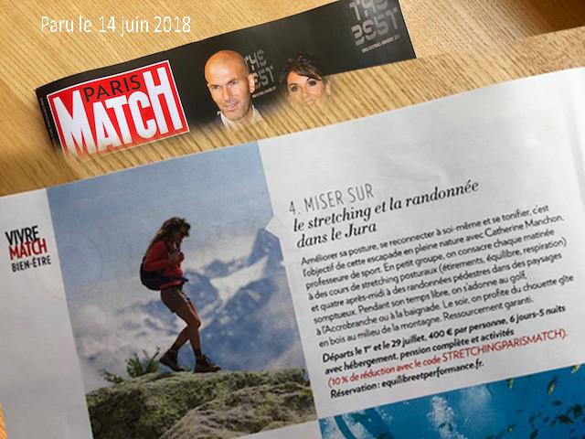Paris Match 14 juin 2018