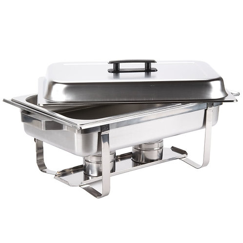 Stainless Steel Chafer Dishes with Flding Frame