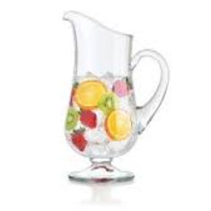 Glass Pitcher 87oz.