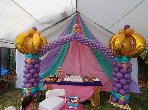 Backdrop Balloons