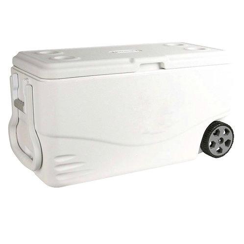White Cooler