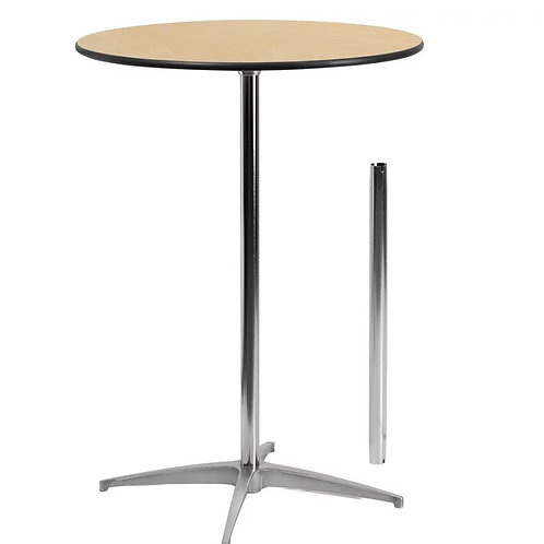 """Cocktail Table (height 30"""" or 42"""")"""
