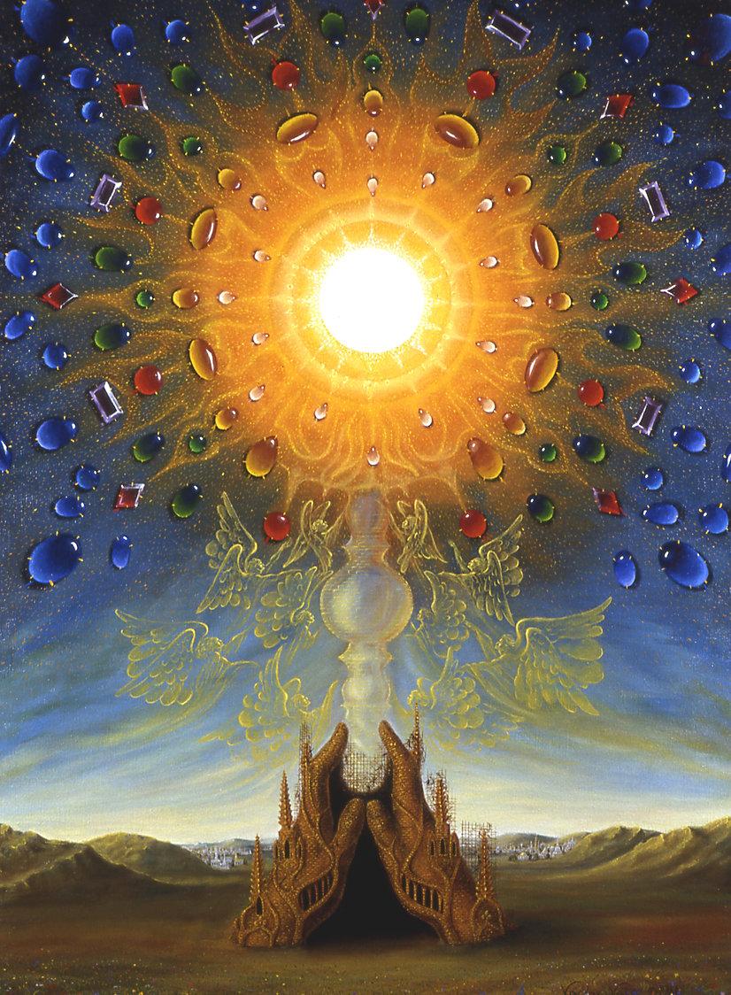 #292 Vaclav Vaca  GATE OF HEAVEN.jpg
