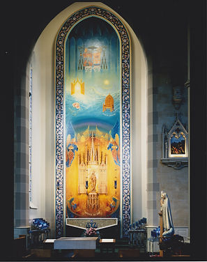 #300  Vaclav Vaca  MOTHER OF GOD SHRINE.