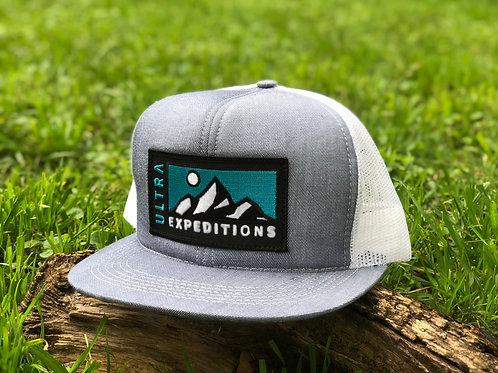 Ultra Expeditions Trucker Hat - Denim