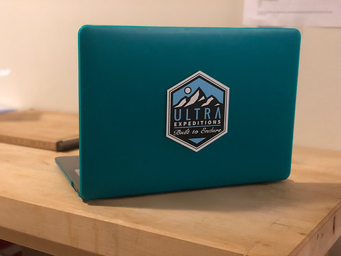 Ultra Expeditions Logo Sticker - Built To Endure