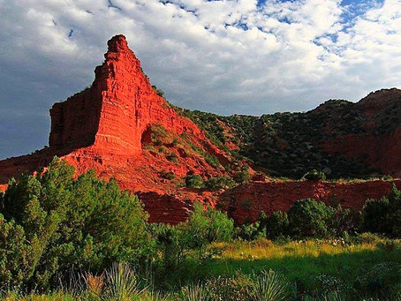 Coming Full Circle: The History of Caprock Canyons State Park