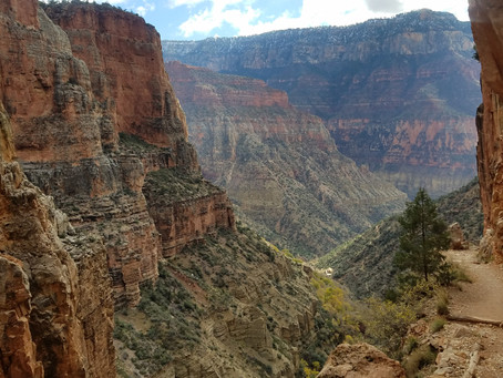 The Grand Canyon R2R2R: What You Need To Know