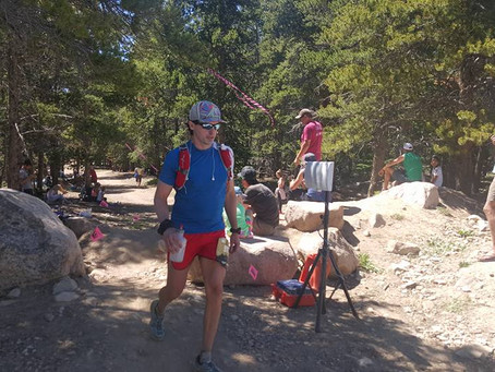 Suffer.  Better.  Lessons Learned from Leadville 100 Training Camp