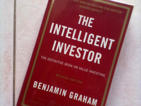 Being 'An Intelligent Investor'