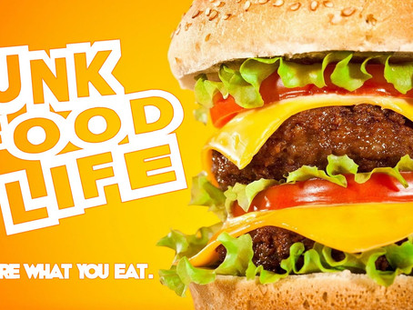 RECIPE FOR FINANCIAL HEALTH: SAY NO TO JUNK!