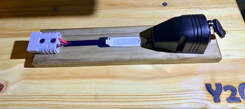 #braailight 12v USB Unit