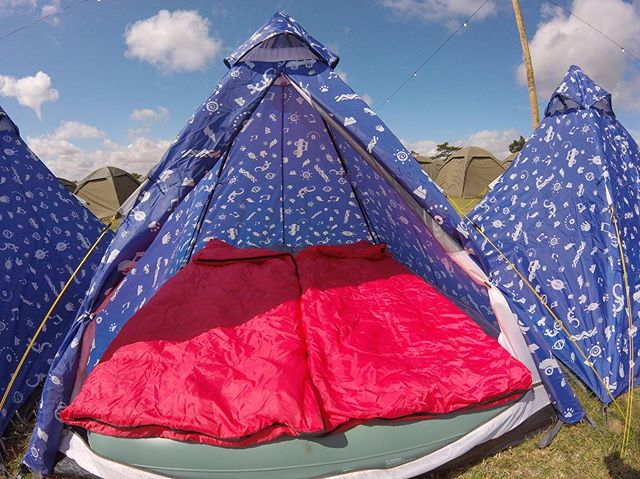 You2Camp @rockingthedaisies for #weekend