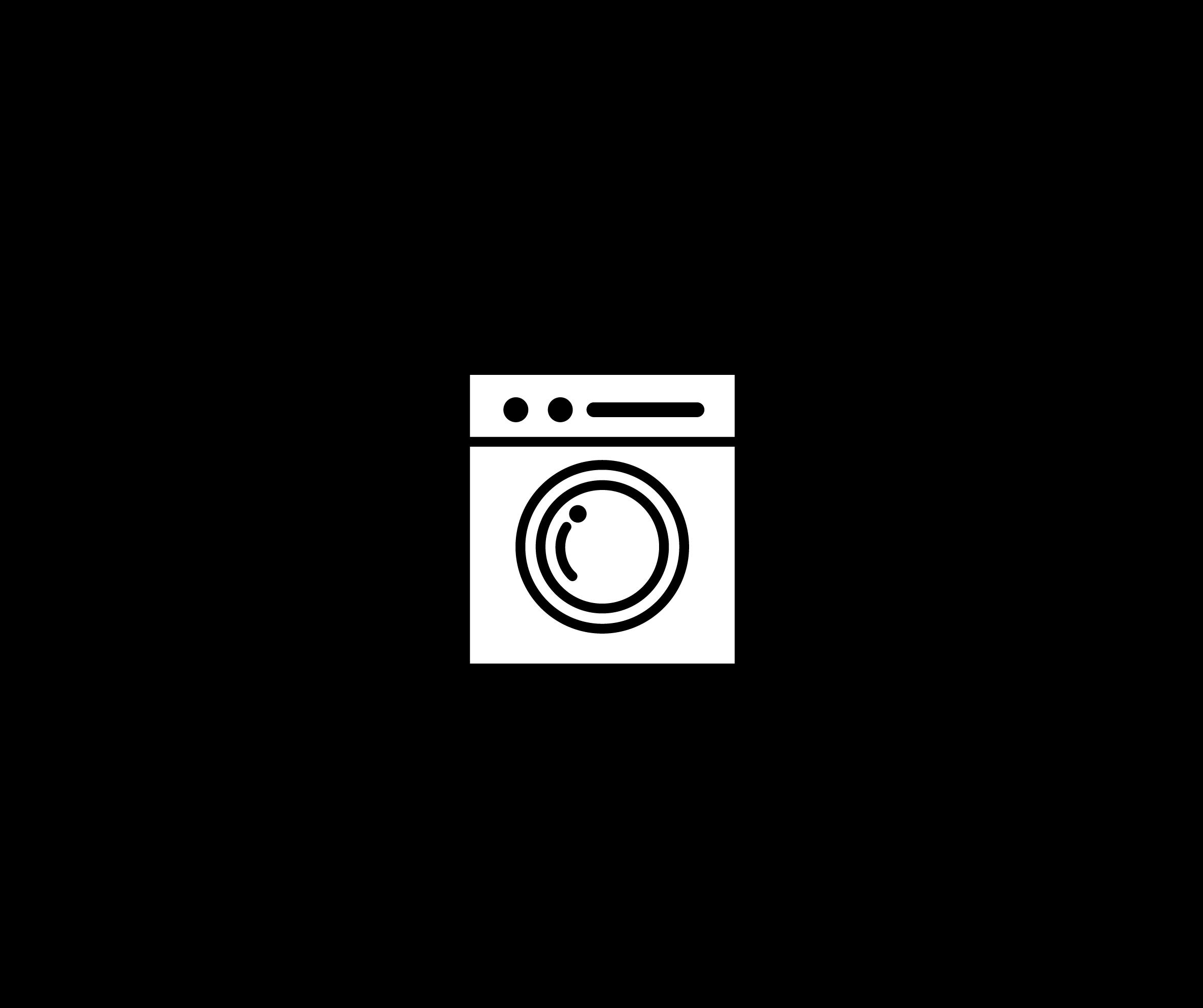 Vaskemaskin i kjeller