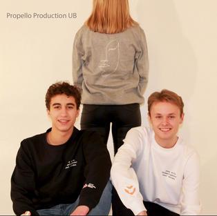 NoViolence samarbeider med Propello Production UB