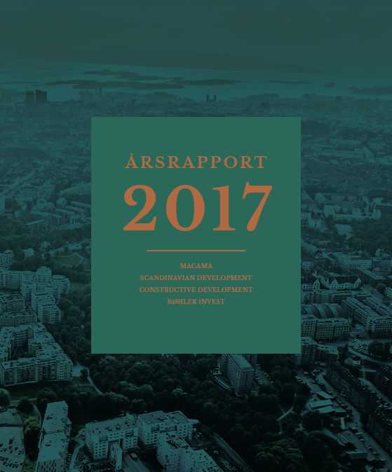 Scandinavian Development Årsrapport 2017