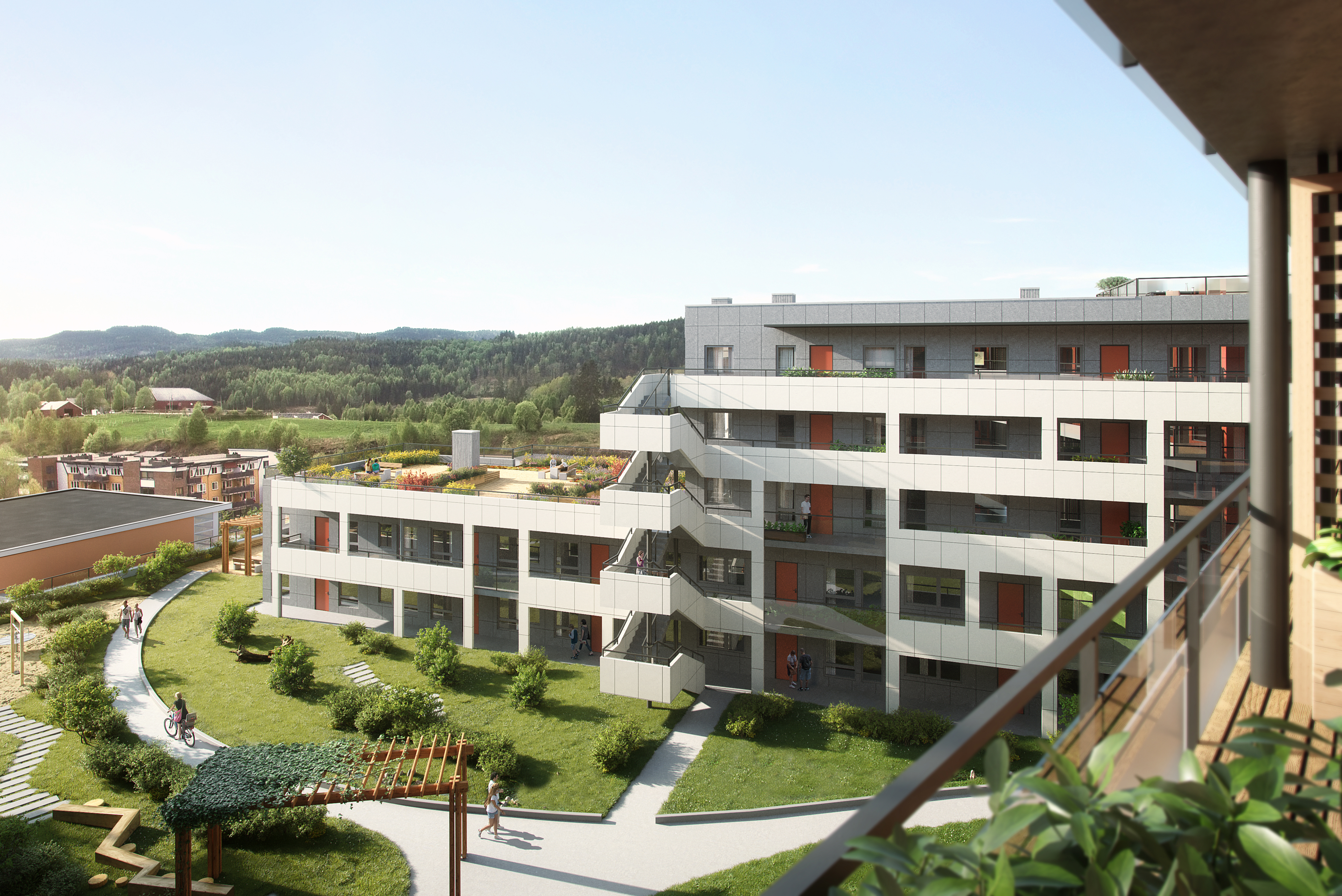 Sentrum Terrasse