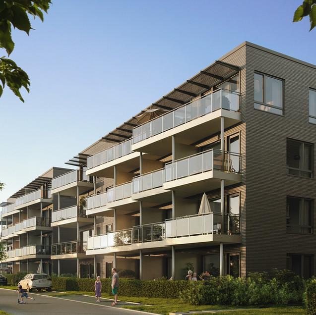 Vestvang, Ask, Gjerdrum