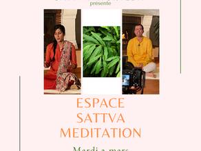 Ayurveda-yoga-méditation : Rejoignez notre pratique de groupe en ligne