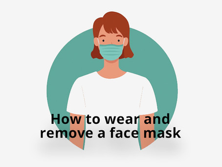 Essential guide: How to wear a face mask safely (with pictures)