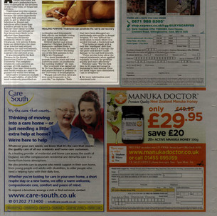 CLEARANAIL on the Daily Express