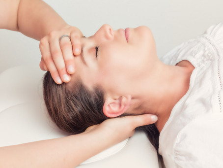 Chronic pain and anxiety relief with Craniosacral therapy