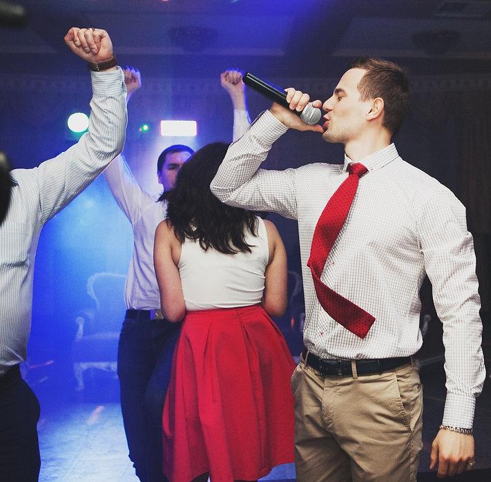 Kirill Lucenko Elegant Events for Happy people