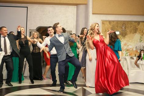 Wedding party Sergy & Alla