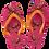Thumbnail: TONG BUTTERFLY KID ORANGE PINK